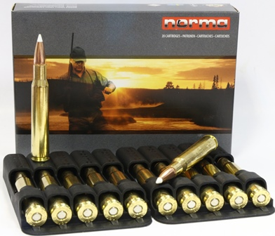 .30-06 Norma 11.7 (180grn) Plastik Point