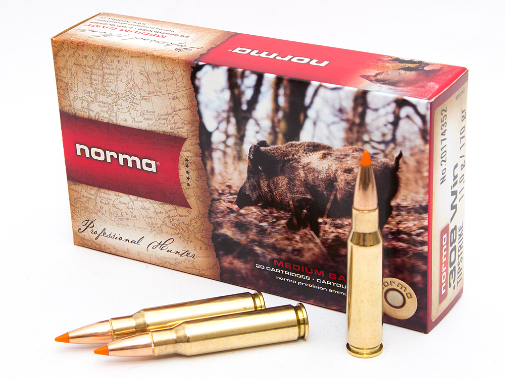 .308W Norma 11.0 Tipstrike